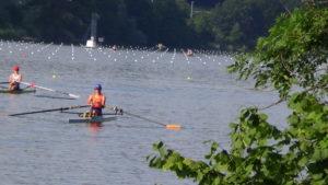 Campionati Svizzeri al Rotsee 04-05.07.2014 – Bravissima Nimue!