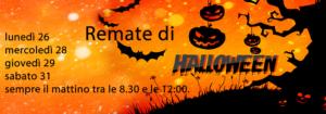 Remate di Halloween