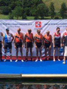 Campionati svizzeri 2019- Rotsee