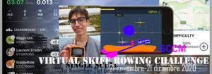 """Virtual"" Skiff / Single Scull  Rowing Challenge"
